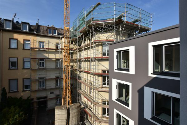 Sanierung denkmalgeschütztes Wohnhaus