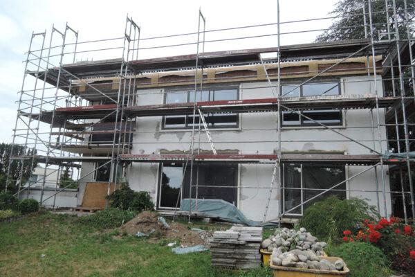 Umbau Wohnhaus K3